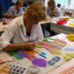 Hundertwasser schilderen
