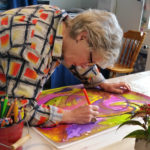 emotie schilderen Kandinsky