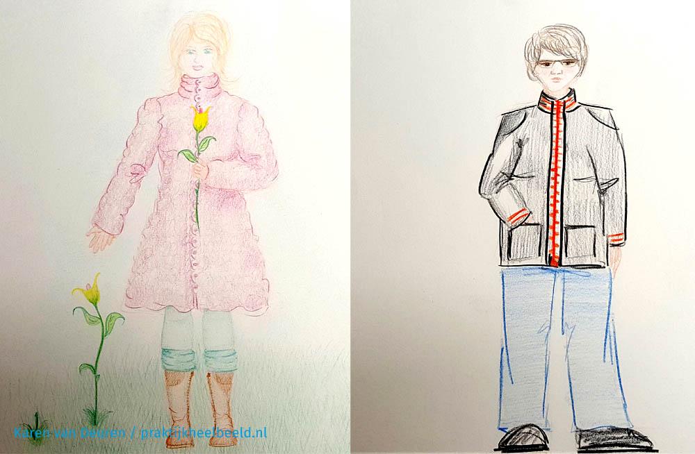 Mijn twee jassen