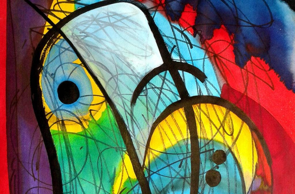 Plezier, bewustwording en gezondheid door creativiteit